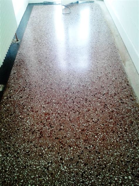 Cleaning Terrazzo Floors by Cleaning Terrazzo Floor Dorset Tile Doctor