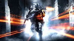 Full HD Wallpaper battlefield 3 assault skirmish soldier