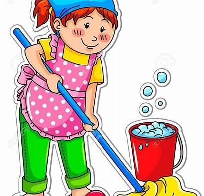 Mop Clipart Mops Cleaner Clipartmag Floor Clean