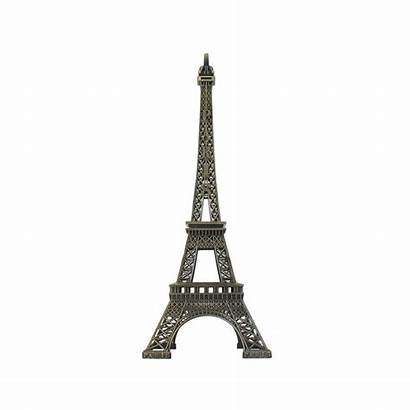 Eiffel Tower Metallic Bronze Tour Paris Cm