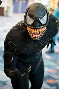 Venom cosplay.: Venom Cosplay, Cosplay Comic Con, Awesome ...