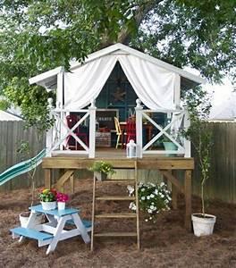 cabane design dans les arbres 20 inspirations exquises With idee de cloture exterieur 14 jeux denfants dans le jardin creez un espace adapte