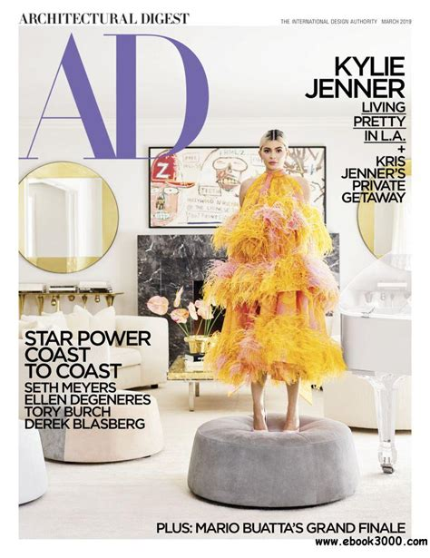 architectural digest usa march   ebooks