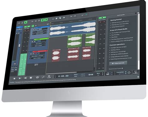 audio desk recording software multitrack recording software digital audio workstation