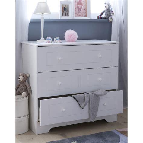 poubelle chambre bébé commode bebe blanc zélie zeliblcm03
