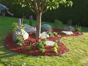easy diy landscaping build a rock garden rock gardens With rock garden ideas lovely house