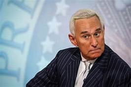 Judge bans Roger Stone from social media…