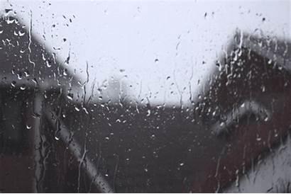 Rain Window Rainy Drop Gifs Bad Cam