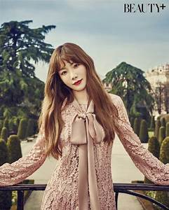 Taeyeon dominates the streets of Madrid for Beauty+ - Kpop ...