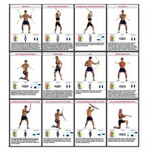 Sample Exercise Chart - 6+ Documents in PDF