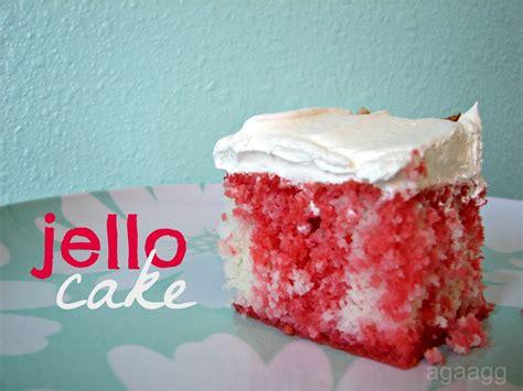 jello poke cake  girl   glue gun
