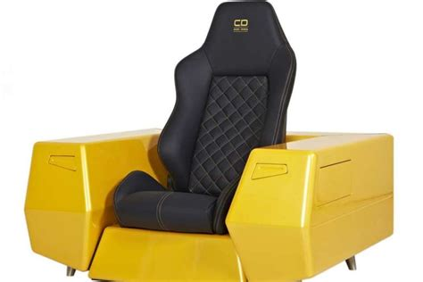 shopping supercar inspired luxury armchairs  office