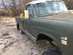 International Harvester Other Truck 1972 Green For Sale