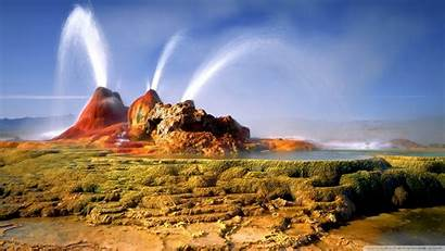 Nevada Geyser Desktop Wallpaperswide