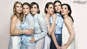 Claire Danes, Julianna Margulies, Keri Russell on Explicit ...