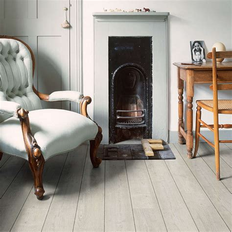Buy Carpet Samples by Polyflor Colonia Nordic White Oak 4436 Vinyl Flooring