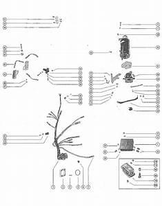 Mercury Marine Model 850 85 Hp  6 Cylinder  Starter Motor