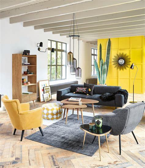 tappeto in cotone tappeto nero in cotone 140 x 200 cm feel maisons du monde