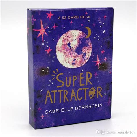 Being a super attractor means that what you believe is what. Super Attractor Tarot Card A 52 Deck English Tarot Cards ...