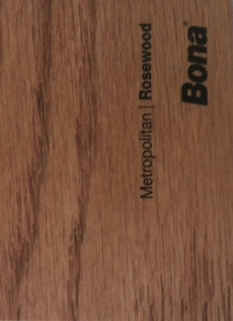 Bona DriFast Quick Dry Hardwood Flooring Stain Rosewood