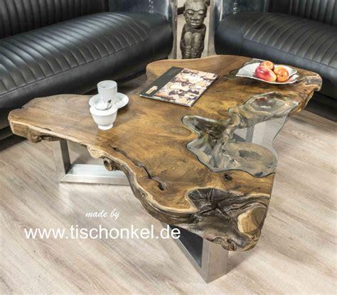 Der Couchtisch Aus Holz by Couchtisch Aus Holz Massiv Der Tischonkel