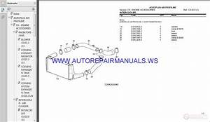 Deutz Fahr Agroplus 420 Profiline Parts Manual