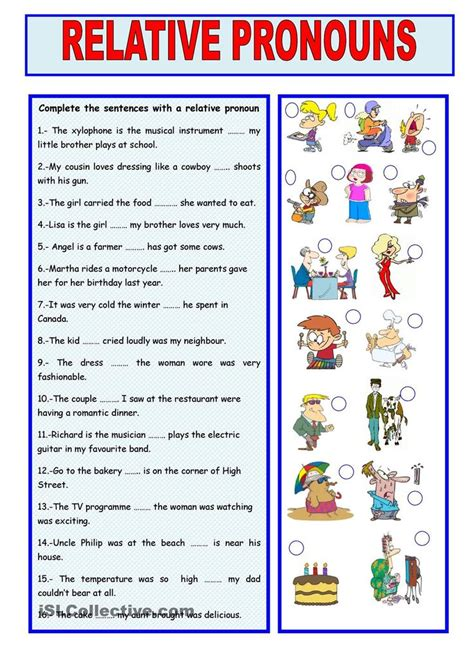 12 best relative clauses images on