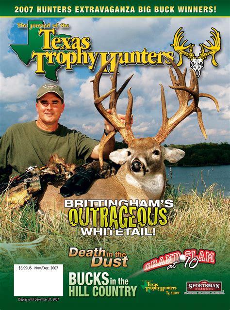 journal   texas trophy hunters association