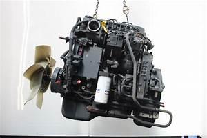 2009 Daf Lf Fr103 S1 4461cc Diesel 4 Cylinder Manual