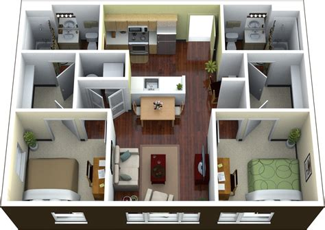 Ideas For 2 Bedroom Apartment by The Continuum Uf Apartments Graduate Student Housing