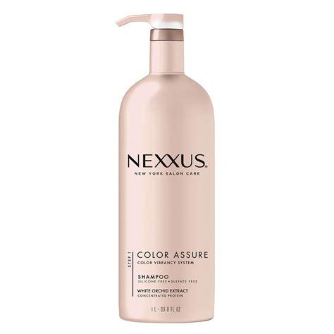 Amazoncom Nexxus Color Assure Conditioner, For Color