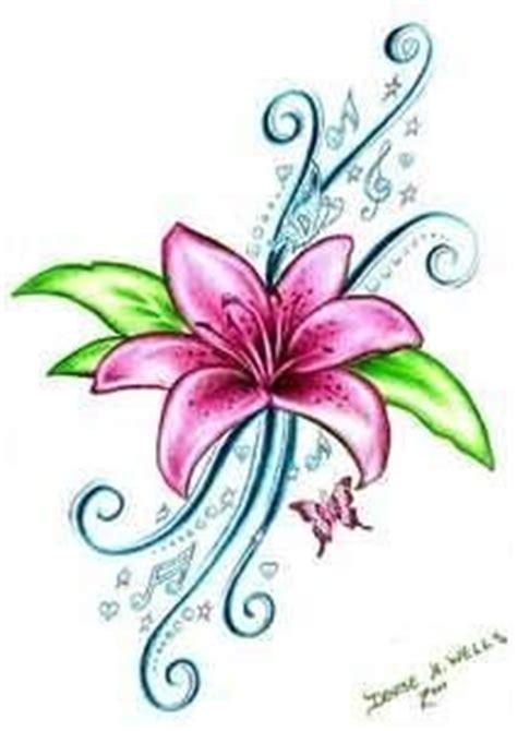 larkspur tattoo july birth month flower birthday flower