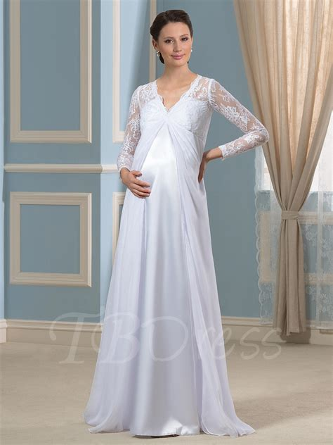 Arresting Maternity Bridesmaid Dresses With Sleeves   Pink Wedding