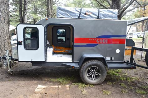 small camper trailers    enjoy  outdoors