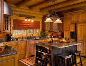 kitchen islands ideas layout cook up a classic kitchen in your log home the log home