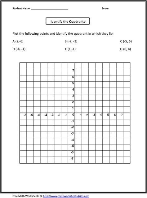 5th Grade Math Worksheet  School  Pinterest  Math Worksheets, Worksheets And Math