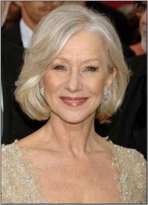 Short Hairstyles for Women Over 60 with Glasses in 2020