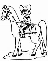 Cowgirl Horse Coloring Pages Cowboy Cowgirls Indian Horses Print Cow Sitting Printactivities Printables Coloringpages Coloringtop sketch template