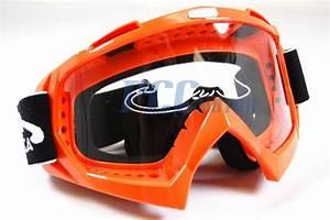 Orange Bike Atv Motorcycle Goggle Motocross Goggles Orange