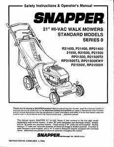 31 Snapper Riding Mower Parts Diagram