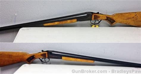 stevens  double barrel shotgun  ga http