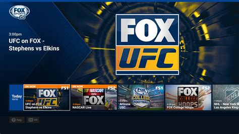 fox sports app for android fox sports go appstore for android