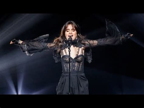 All These Years Camila Cabello Never The Same Tour