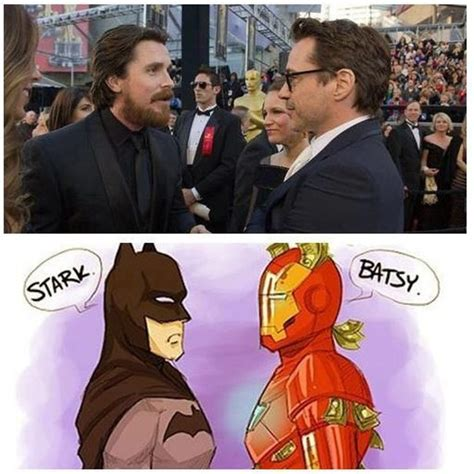 hilarious batman  iron man memes   initiate
