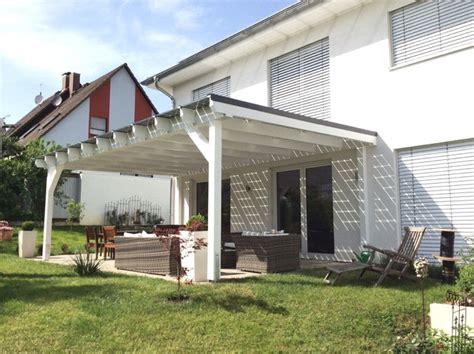Solarterrassen Und Carport Lösungen  Modern Terrasse