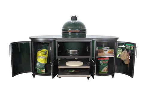 green egg kitchen custom cooking island keystone propane propane home 1372