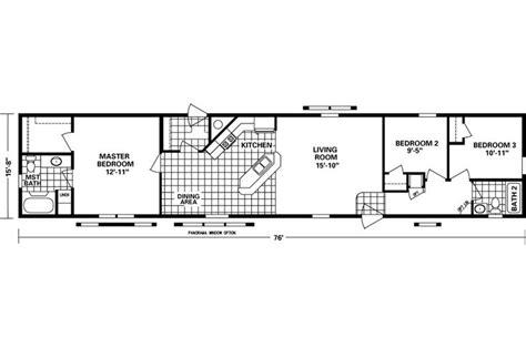 skyline mobile home floor plan