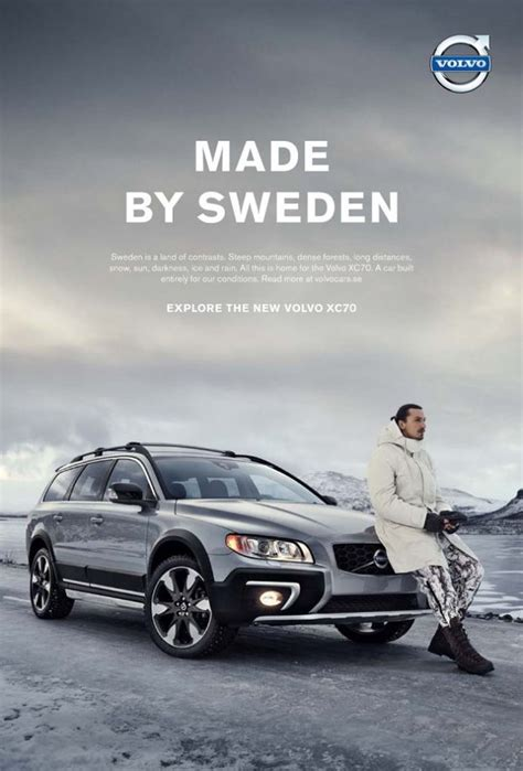 Volvo Commercial by Volvo Made By Sweden Le Book