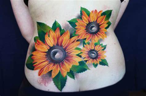sunflowers   tattoo sheplanet