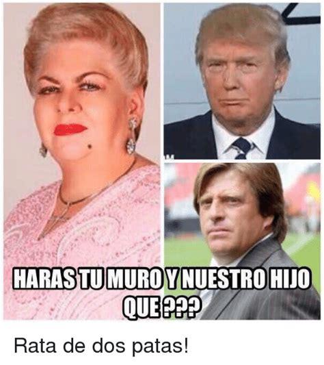 Rata De Dos Patas Meme - hairastumuroy que rata de dos patas espanol meme on sizzle